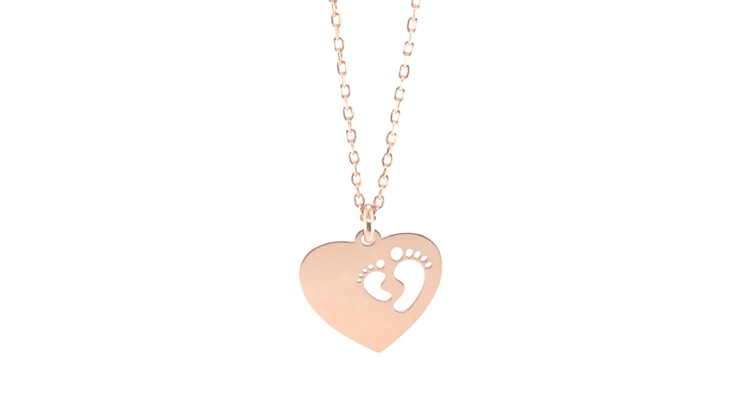 Necklace Baby Heart